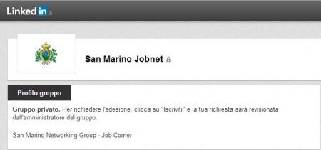 San Marino Oggi. \'San Marino Jobnet\': la banca dati delle ...