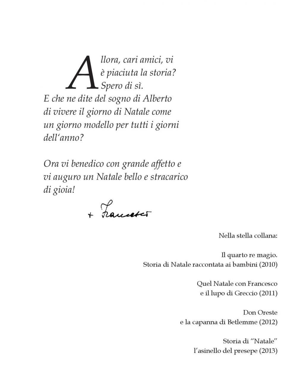Rimini Dalla Penna Del Vescovo Francesco Una Nuova Storia Di Natale
