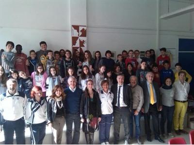 Rimini A Scuola Salute E Benessere Contro L Obesita Per Un Corretto Stile Di Vita Libertas Sm