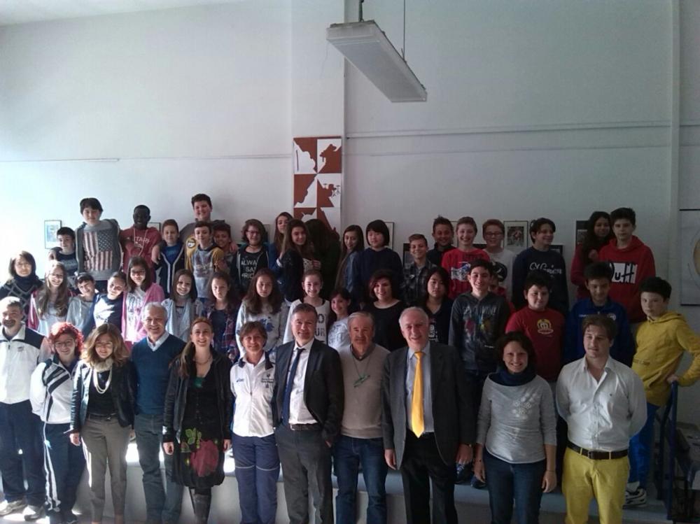 Rimini A Scuola Salute E Benessere Contro L Obesita Per Un