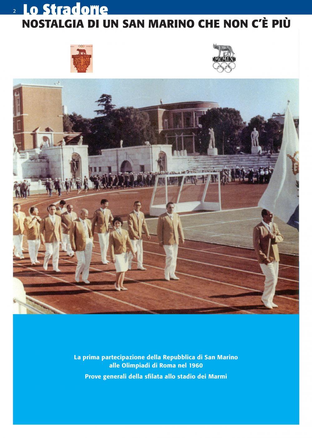 San Marino. Giochi dei Piccoli Stati d\'Europa, il testimone passa a ...
