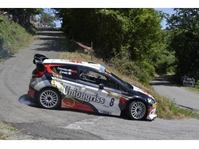 Rally del Casentino. Terzo posto finale per il pilota di San Marino ...