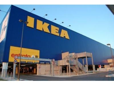 Rimini fiamme all 39 esterno di ikea evacuato lo stabile for Ikea orari rimini