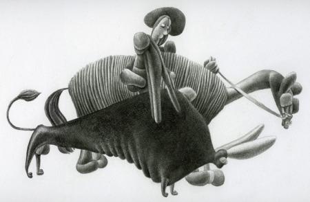 José molina a san marino con tauromachia