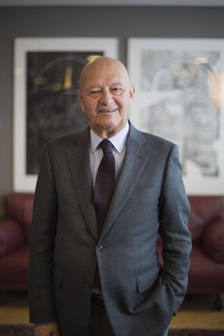Lorenzo cagnoni, presidente rimini fiera