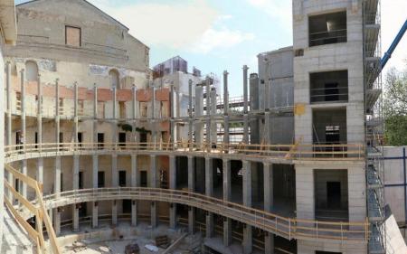 Teatro galli: il presidente della repubblica sergio mattarella ha promesso di partecipare all'inaugurazione.