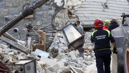 Banca carim ha devoluto 5mila euro per i primi interventi di soccorso alle popolazioni colpite dal sisma in centro italia