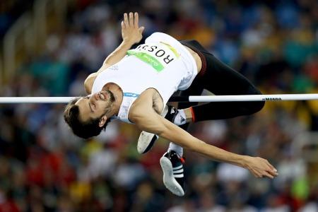 Eugenio rossi alle olimpiadi di rio: superata solo l'asticella a 2.17 mt. poi tre nulli a 2.22 mt