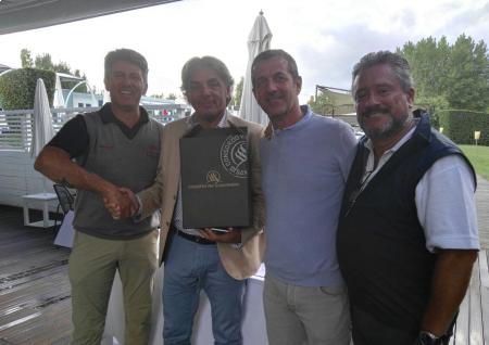 Asset golf san marino disputato il 1° trofeo
