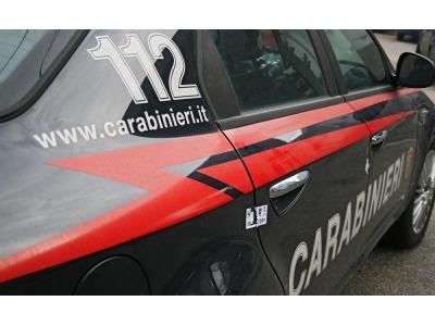 San Giovanni in Marignano (Rimini) - Muore persona carbonizzata dopo l'urto sul muretto